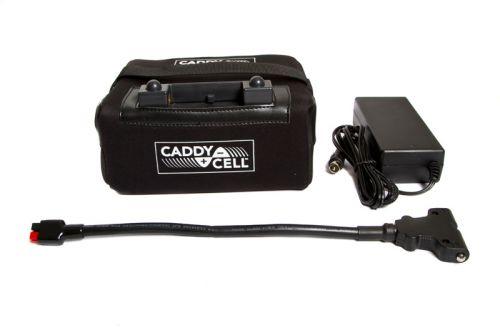 Golf trolley battery testing on the wirral - Hoylake Golf