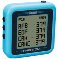 Bushnell Phantom GPS.